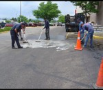 Grease spill cleanups take more than just pressure washing