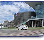 Wash On Wheels washes cars, trucks, etc. for the Colorado Convention Center