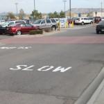 Pavement Marking Stencils