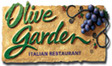 Wash On Wheels pressure washes sidewalks with water recovery for Olive Garden restaurants