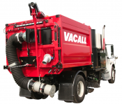 Vacall's AllSweep Equipment Pressure Washed At Colorado Convention Center