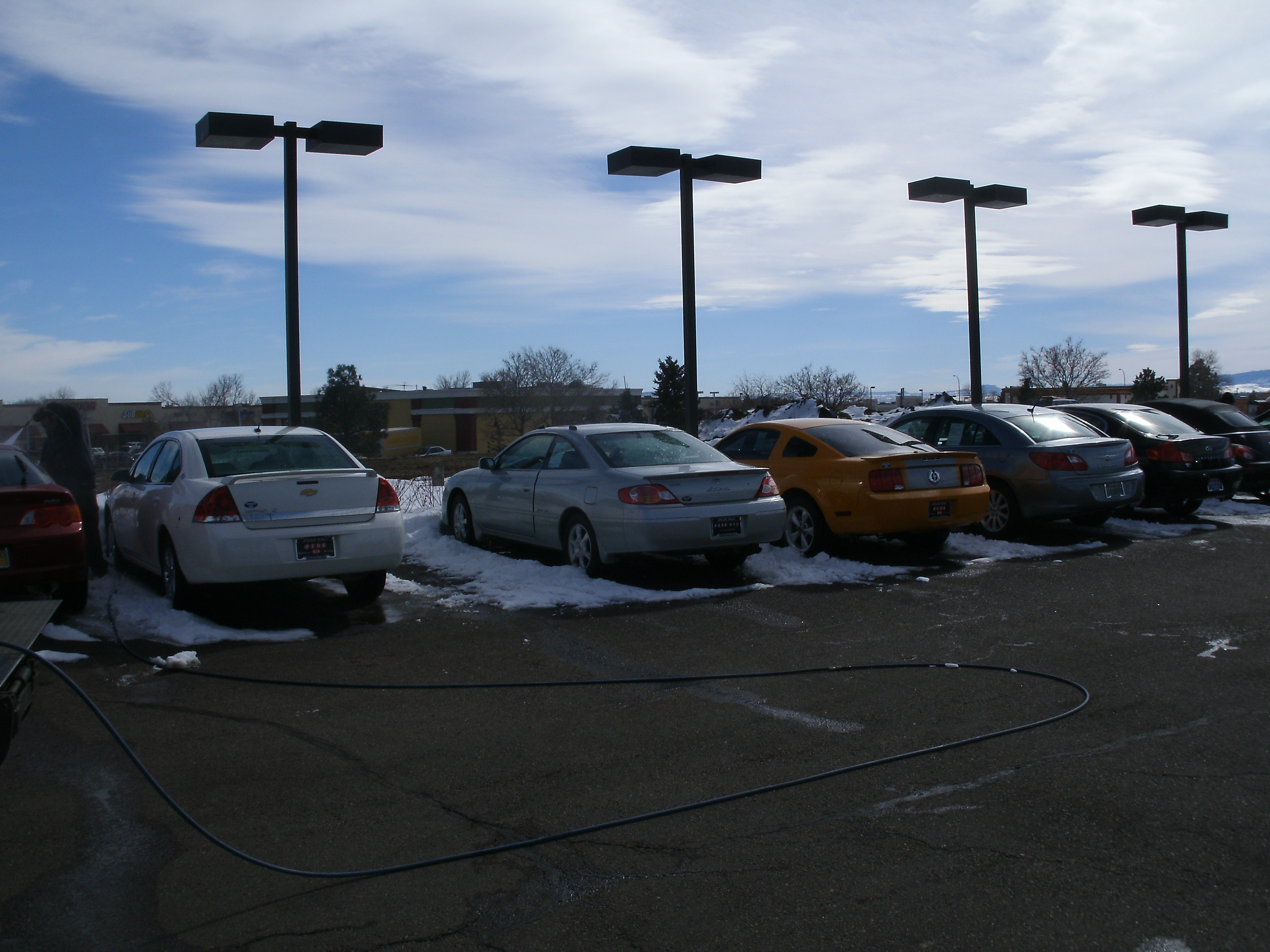 Denver Car Dealerships >> Car Washing For A New Dealer - Working Out The Bugs!