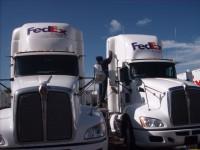 FedEx Truck Detailing 13