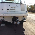 Boat cleaning at our shop in Denver 15