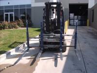 Pressure Washing Forklifts 17