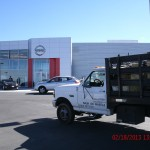 Wash On Wheels Cleans Cars For Grand Opening Of Larry Miller Nissan 03