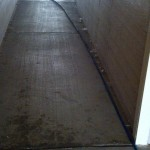 Pressure Washing Apartment Building Breezeways 19