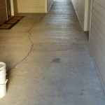 Pressure Washing Apartment Building Breezeways 13