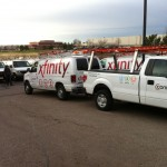 Comcast Awards Colorado Truck Washing Contract To Wash On Wheels 13