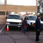 Comcast Awards Colorado Truck Washing Contract To Wash On Wheels 11