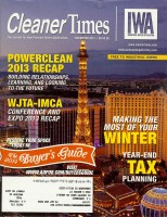 Cleaner Times Cover